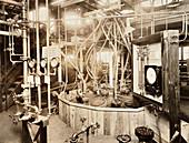 Mustard gas factory, Edgewood Arsenal, First World War