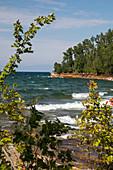 Pictured Rocks National Lakeshore, Michigan, USA
