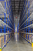 Auto parts distribution centre, USA