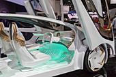 North American International Auto Show, Detroit, USA