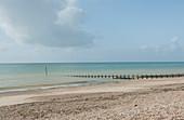 Littlehampton beach, UK