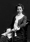 Anna Julia Cooper, US scholar and civil rights activist