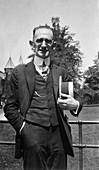 Louis Thurstone, US psychologist