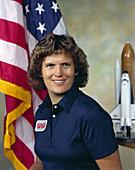 Kathryn D. Sullivan, US astronaut