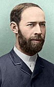 Heinrich Hertz, German physicist