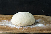 Savoury yeast dough