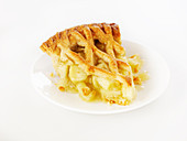 Bramley Apple Lattice Pie