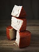 Flor de ronda cabra (Spanish goat's cheese)