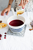 Mulled punch