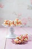 Marshmallow-Popkorn-Bällchen