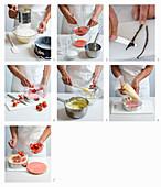 Fraisier (Französische Erdbeetorte) zubereiten