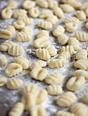 Fresh potato gnocchi