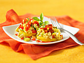 Italian Scrambled Eggs