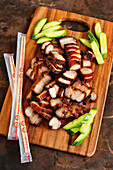 Char Siu – Chinese BBQ pork belly