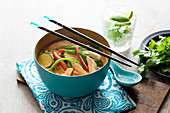 Quick and Easy Laksa
