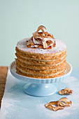 Apple Stack Cake (Tennessee, USA)