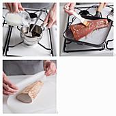 Thunfisch-Roastbeef zubereiten