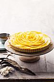 Mango-Ananas-Tarte