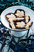 Maple Sugar Candies (Ahornsirup- Konfekts)