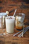 White-Chocolate-Espresso-Shake (vegan)