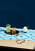 Drinks mit Gin: Gin Gin Mule, Earl Grey Gin Tonic und Gin Tonic Sorbet