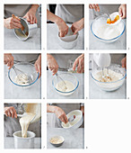 Einen veganen Margaretenkuchen backen