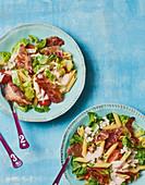 Quick BLT pasta salad