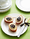 Fruit Mince Friands
