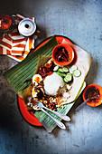 Nasi Lemak (Reisgericht, Malaysia)