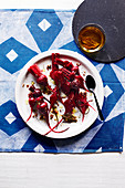 Greek-style baby beet