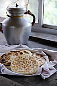 Flatbread from Tibet