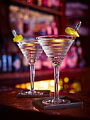 Two Martinis Twist