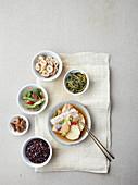Table Setting (Korean Food)