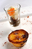Pork and chicken tartlet (Portugal)