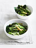 Grilled Asian Vegetables