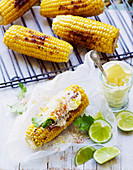 Cuban-Style Barbecued Corn