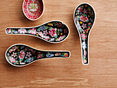 Asian spoons