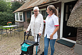Home care nursing