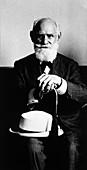 Ivan Pavlov, Russian physiologist