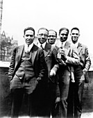 Harlem Renaissance intellectuals, 1924
