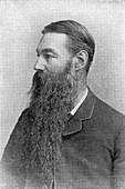 C. Lloyd Morgan, British ethologist and psychologist