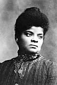Ida B. Wells, US suffragist and sociologist