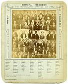 Radical members of South Carolina legislature, 1876