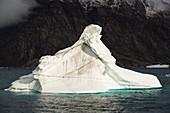 Iceberg in Fon Fjord, Greenland