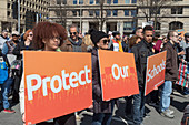March for Our Lives, Washington DC, USA, 2018