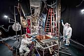 Parker Solar Probe preparation