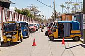 Tuktuks, Mexico