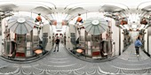 Wendelstein 7-X nuclear fusion reactor research