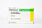 Entresto heart failure drug