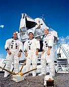 Apollo 12 astronauts, 1969